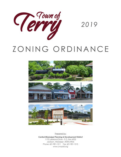 Terry Zoning Ordinance