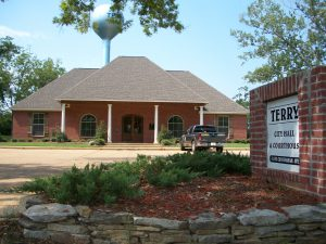 Terry City Hall