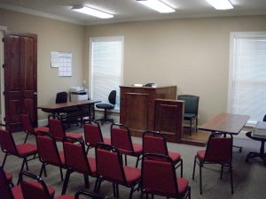 Terry Courtroom