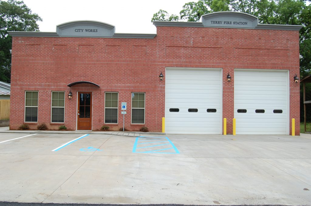 Terry Public Works & Fire Station