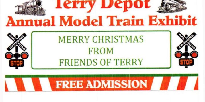 It's Beginning to Look Like Christmas at the Terry Depot