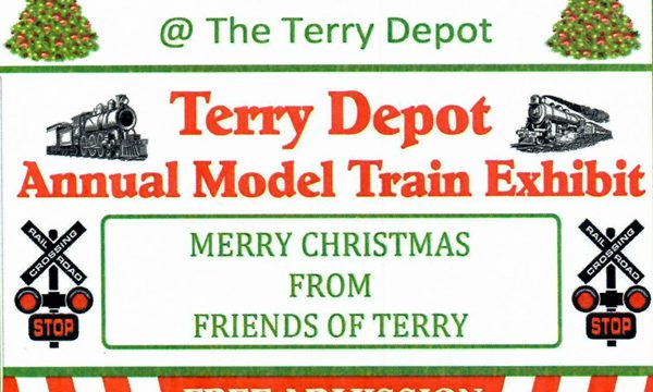 Annual Model Train Exhibit