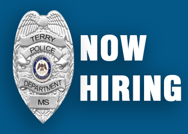Terry Police is Hiring