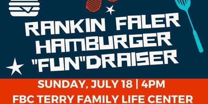 Rankin Faler Hamburger Fundraiser